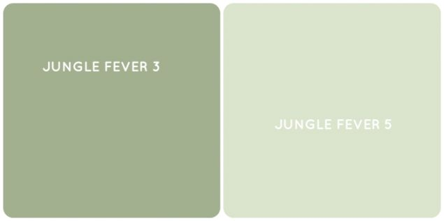 Jungle Fever Green Paint by Dulux 700