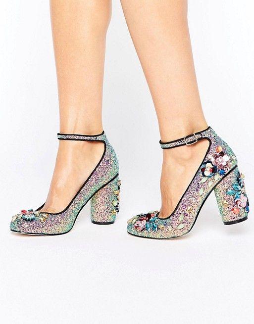 ASOS | Zapatos de tacón con adornos PROVEN de ASOS