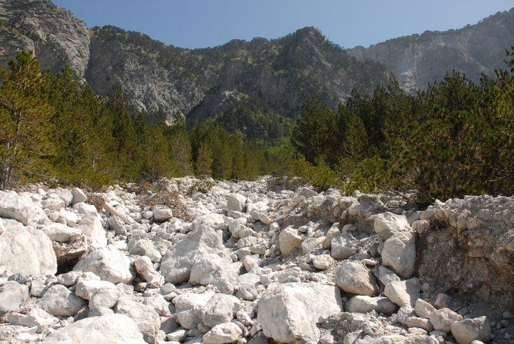 Alpy Albańskie dolina Theth