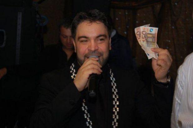 Aniversarea lui Florin Salam, petrecere cu sute de euro in aer