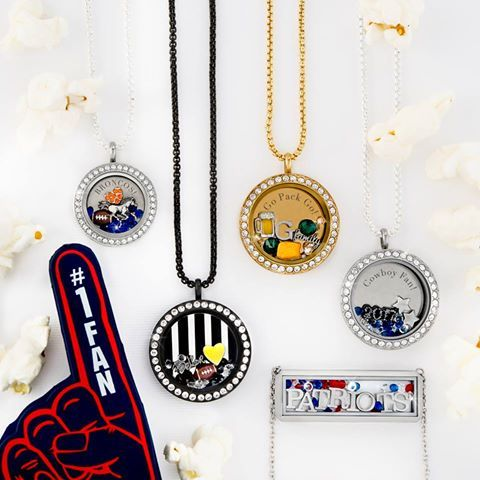Origami Owl Football Locket Ideas. Origami Owl NFL Locket Ideas. Celebrate your favorite Football Team with these unique Origami Owl Living Lockets! Click to shop and email kristy@foreversparkly.com for a free gift!