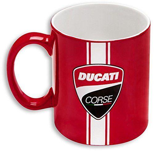 Ducati Red Coffee Mug