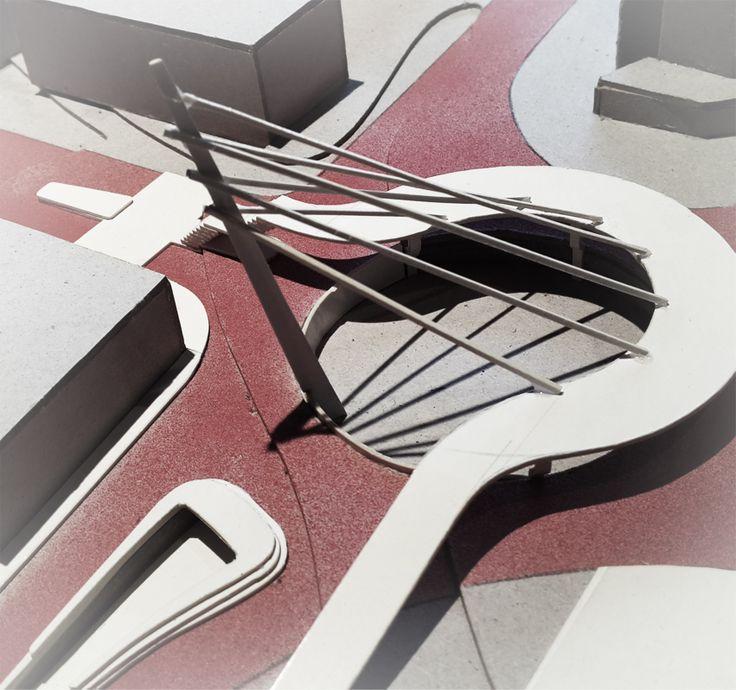 Brooklyn Circle Pavilion by Arca Architects