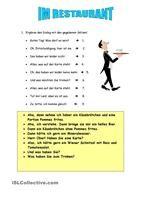 Arbeitsblatt zu Berufe 1mit 3 Aufträgen- Zuordnung Bild + kurze Berufsbeschreibung - Berufsbezeichnung notieren- Je einen Satz mit einer typischen Tätigkeit schreiben - DaF Arbeitsblätter