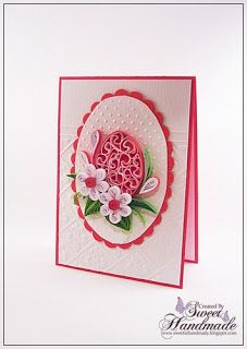Quilling Easter Cards - Collection 2013