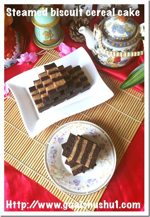 Singapore Carrot Cake Microwave
