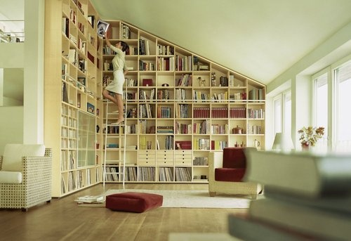 #organization #shelves