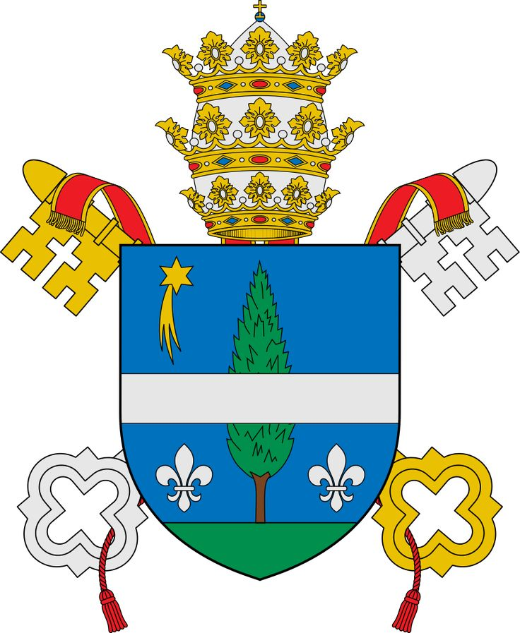 Coat of arms for Pope Leo XIII