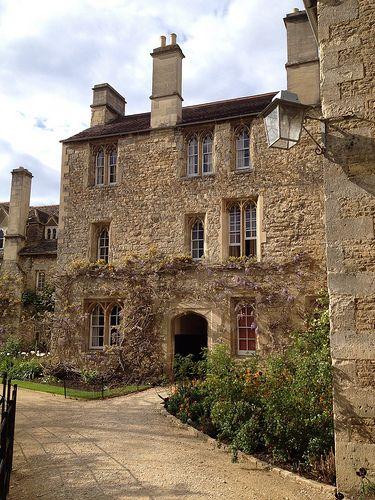twee worcester college - Oxford