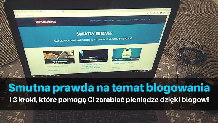 Wykorzystanie bloga w celach marketingowych z całą pewnością działa. Warunkiem jest podejść do tematu we właściwy sposób: http://blog.swiatlyebiznes.pl/smutna-prawda-na-temat-blogowania-i-3-kroki-ktore-pomoga-ci-zarabiac-pieniadze-dzieki-blogowi/