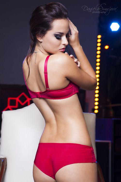 Other - Daniela Smrzova www.danielasmrzova.com #photographer #danielasmrzovaphotography #photoshoot #fashion #model #photography #beautymodel #danielasmrzova #redunderwear #meccaprague #glamourmakeup #prague #werso