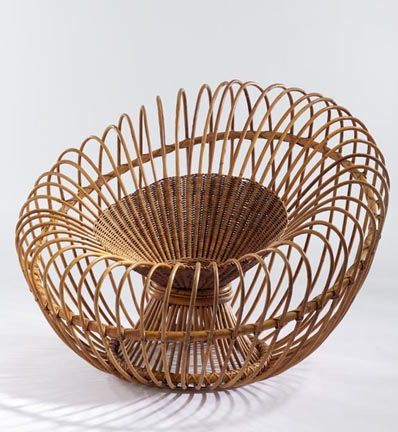 By Janine Abraham and Dirk Jan Rol, 1950s, Sun Chair.