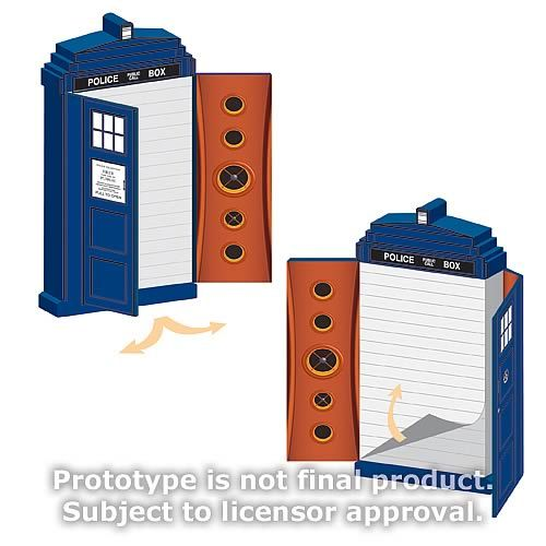 The New Doctor Who TARDIS Journal: Delux Journals, Shape Journals, Tardis Journals, Doctors Who Tardis, Tardis Shape, Tardis Delux, Doctor Who Tardis, Tardis Notebooks, Dr. Who