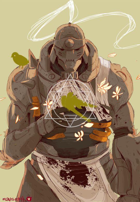 Fullmetal Alchemist - Alphonse Elric
