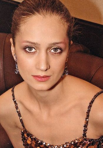 Виктория Исакова: actress Victoria Isakova