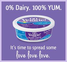 Where to buy Go Veggie! Dairy Free Cream Cheese Alternative