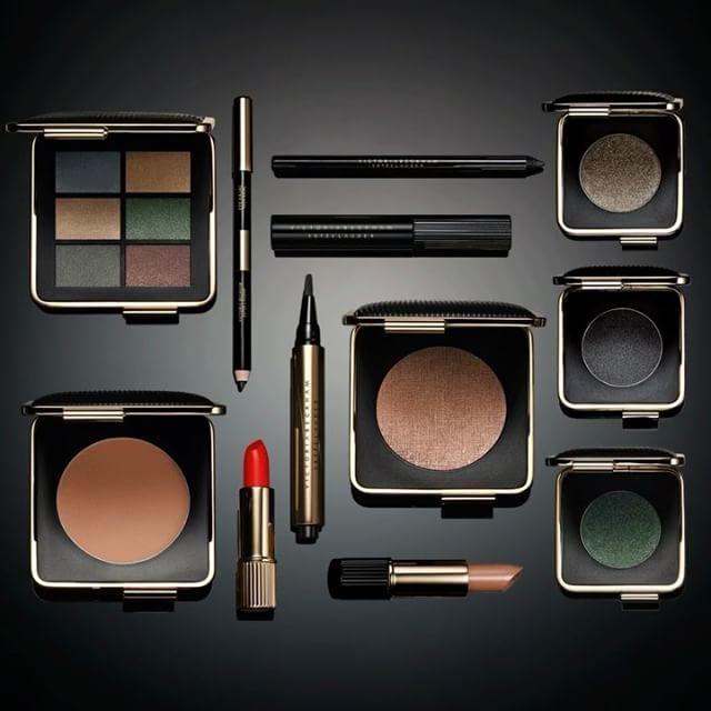 See Victoria Beckhams New Makeup Collab with Estée Lauder