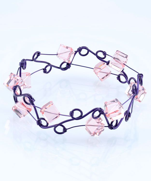 117 best Beadalon 3D Bracelet Jig Patterns images on Pinterest ...