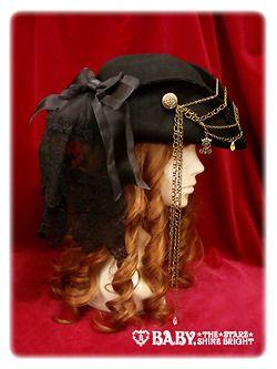 William Kidd's Pirate Hat