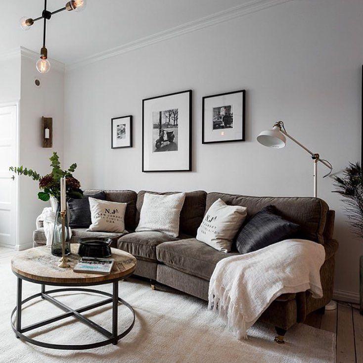 42 besten skandinavisch Leben Bilder auf Pinterest Skandinavisch - skandinavisch wohnen wohnzimmer