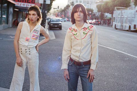 The Lemon Twigs - The Brother D'Addario do Hollywood!