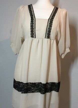 Kup mój przedmiot na #vintedpl http://www.vinted.pl/damska-odziez/krotkie-sukienki/15930301-sukienka