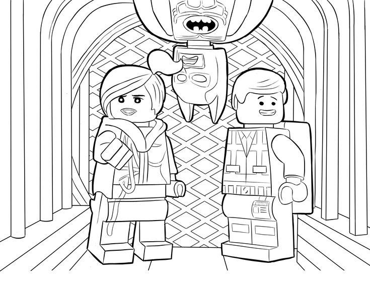 Mejores 7 imágenes de Lego coloring pages en Pinterest | Páginas ...