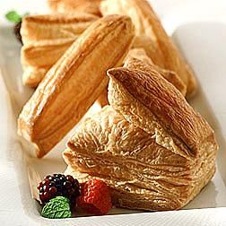 Puff Pastry #recipe, an extremely versatile pastry. Prepare a large amount at one time and cut it into desired quantities and shapes for freezing.