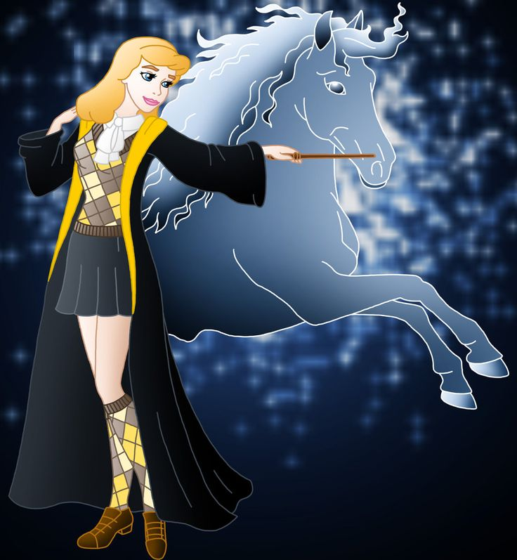 Disney Hogwarts students: Cinderella by Willemijn1991.deviantart.com on @deviantART