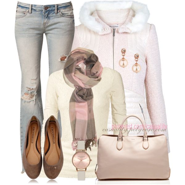 """""""Light Hues Casual"""" by casuality on Polyvore"""