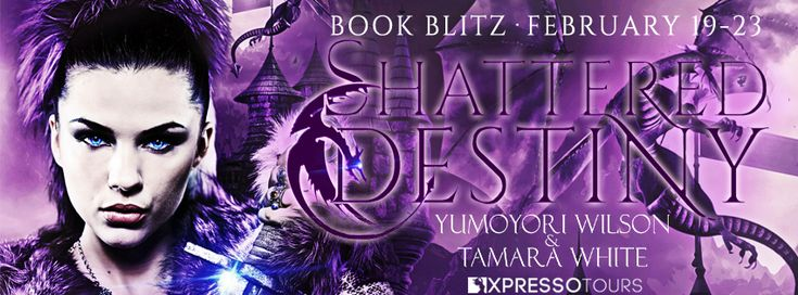 ♥Enter the #giveaway for a chance to win a $10 GC♥ StarAngels' Reviews: Book Blitz ♥ Shattered Destiny by Yumoyori Wilson ...