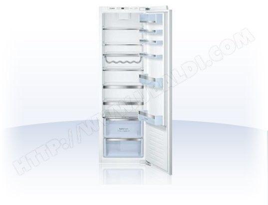 Réfrigérateur encastrable 1 porte BOSCH KIR81AF30