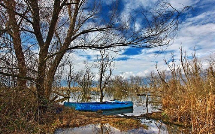 Doirani Lake - Kilkis Regional Unit - Greece