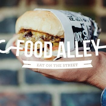 F.A.W.C Food Alley - Eat on the Street