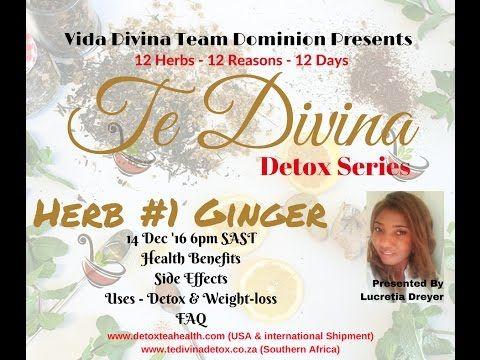 Te Divina Series #1 Ginger