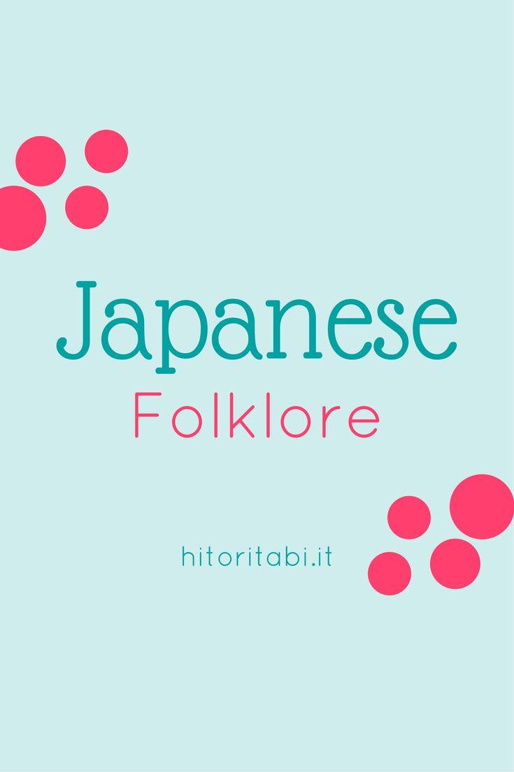 Japanese folklore & legends