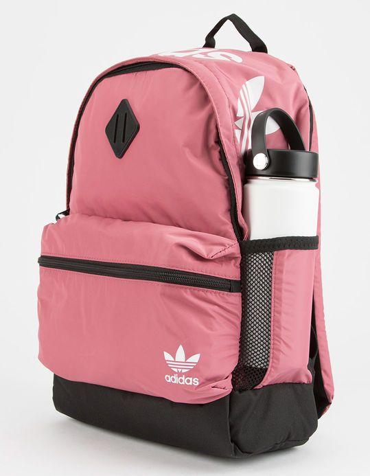 ADIDAS Originals National Pink Backpack   schoool in 2019 ... 5109313834