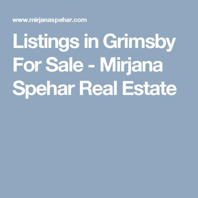 Listings in Grimsby For Sale - Mirjana Spehar Real Estate