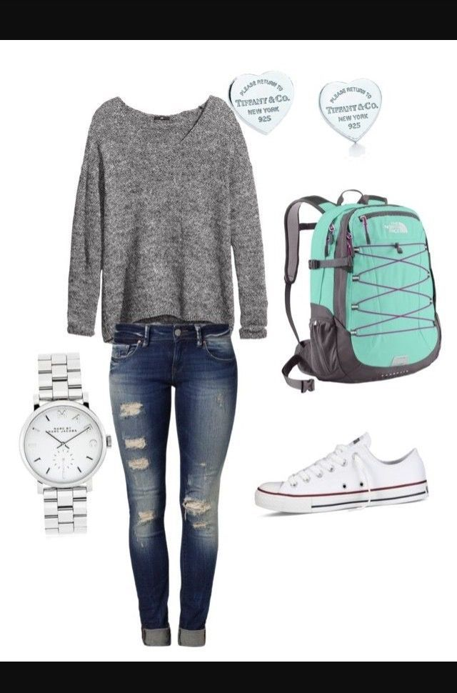 marvelous cute highschool outfits 2019 7