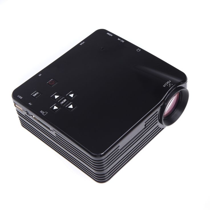 2015 portable home theater full hd cheap led projector Support 1080P HDMI AV USB