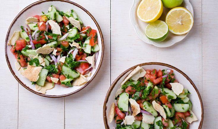 ArtTable | Λιβανέζικη σαλάτα Φατούς