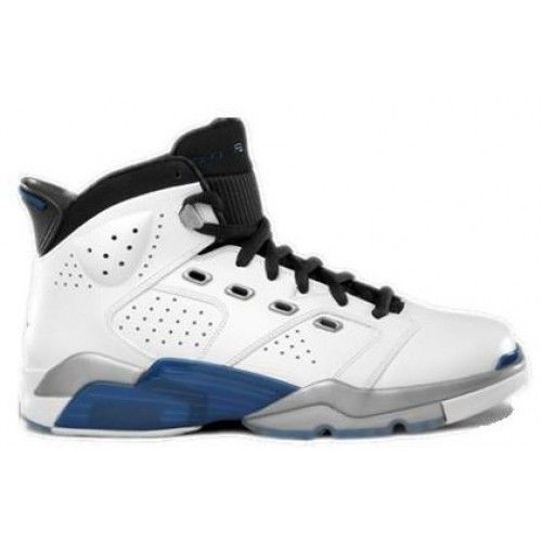 428817-101 Air Jordan 6-17-23 White University Blue Black A06016 http://www.theblueretros.com/