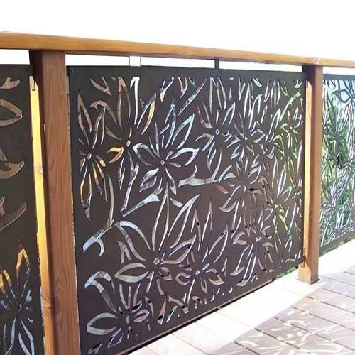 Supplier of Laser Cut Railings from Kolkata,West Bengal,India,ID ...