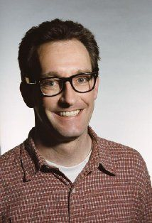 Tom Kenny: The voice of Spongebob, Ice King, Iron Man, Scoutmaster Lumpus, and so much more.