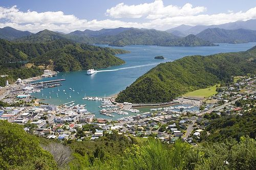 Picton New Zealand  City new picture : New Zealand | New Zealand. | Pinterest | Picton New Zealand, New ...