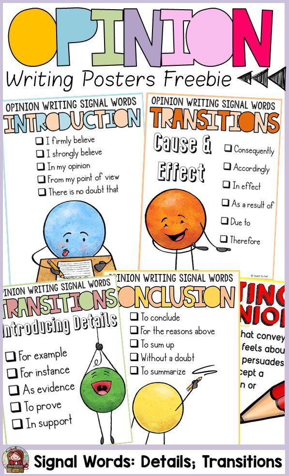 These Posters On Transition Signal Words Will Be Helpful If Your Students Are Writing An Opinio Writing Transition Words Persuasive Writing Writing Transitions