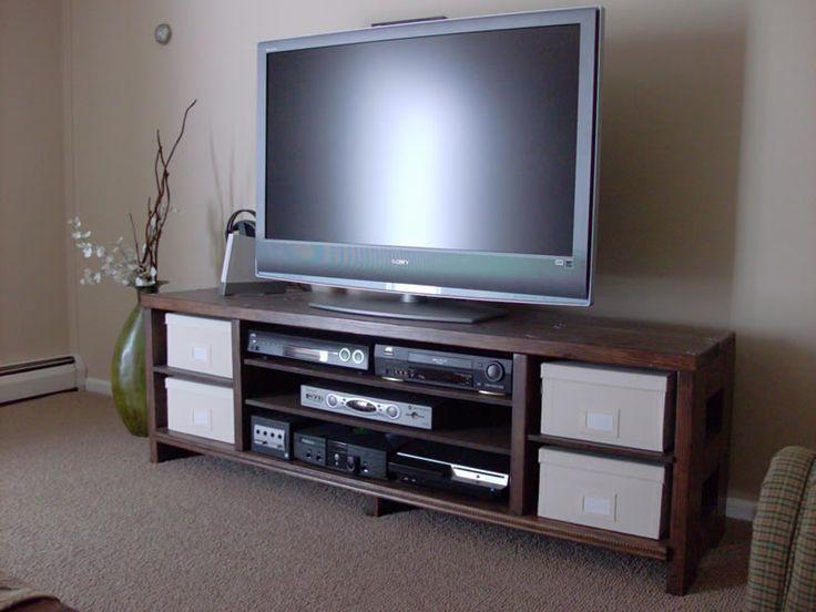 25 best ideas about slim tv stand on pinterest small basement furniture transitional. Black Bedroom Furniture Sets. Home Design Ideas