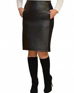 Тёплые юбки больших размеров