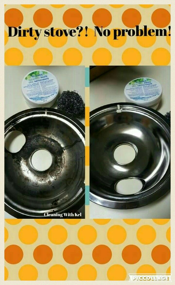 how to clean stove drip pans with dryer sheets