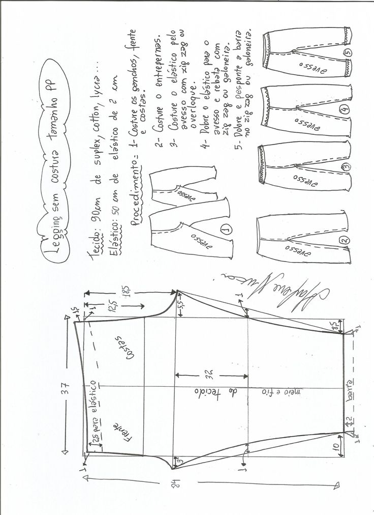 14 best Costura images on Pinterest   Sewing patterns, Factory ...